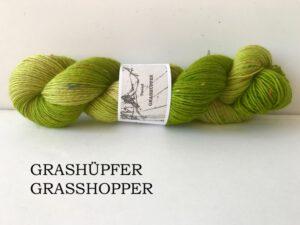 Atelier Franziska Uhl Sockenwolle Tweed 4-Fach