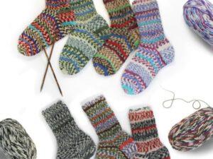 Flotte Socke 4-fach Scandinavia