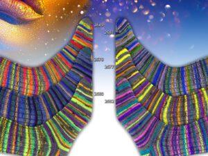 ONline Supersocke 4-fach Sortierung 314 Merino Extrafein-Color