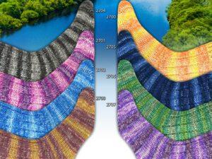 ONline Supersocke 6-fach Sortierung 317 Merino River Color